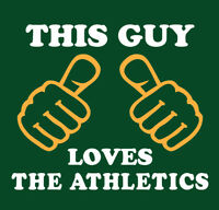 This Guy Loves The Athletics shirt baseball Oakland A's Chapman Andrus Laureano