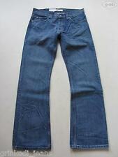 Levi's® 512 Bootcut Jeans Hose W 33 /L 36, NEU ! Vintage Washed Faded Denim ! 52