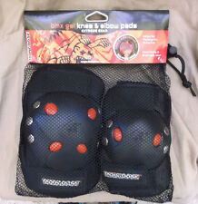 Mongoose BMX Gel Knee and Elbow Pads Extreme Gear 2008