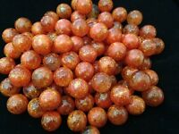 HOM Glass Marbles 16mm Space Dust Collectors or traditional game solitair