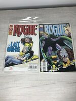 Lot Of 2 Rogue Comic Books #2 & #3