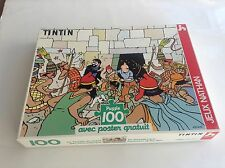 Puzzle Tintin Nathan  TBE complet