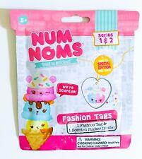 NEW Num Noms Fashion Tags Blind Bag Series 1 & 2 Scent Sticker Suki Saki Smells