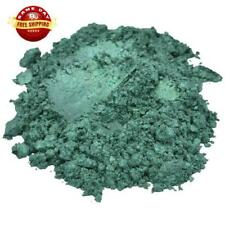 Aquarius / Green Mica Colorant Cosmetic Grade Pigment by H&B Oils Center 1 Oz