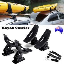 Kayak Holder Carrier Saddle Watercraft Roof Rack Arm Canoe Car Loader Universal