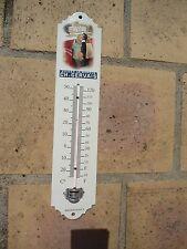 Thermomètre émaillé 30cm fromages Ch. GERVAIS émail véritable neuf Fab en France