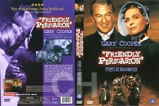 Friendly Persuasion (1956) -  Gary Cooper  DVD NEW
