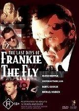 THE LAST DAYS OF FRANKIE THE FLY Dennis Hopper DVD R4 - PAL