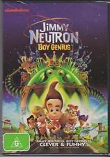 JIMMY NEUTRON BOY GENIUS - Debi Derryberry, Rob Paulsen, Megan Cavanagh - DVD