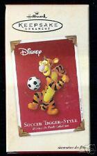2003 Hallmark Soccer Tigger Style Winnie the Pooh