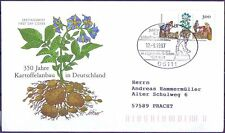BRD 1997: Kartoffelanbau FDC der Nr 1946 mit Rehau-Sonderstempel! Gelaufen! 1605