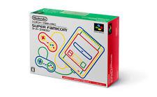 Nintendo Entertainment System Classic Edition Super Famicom Japan New