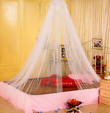 Elegant Round Lace Insect Bed Canopy Netting Curtain Dome Mosquito Net EM