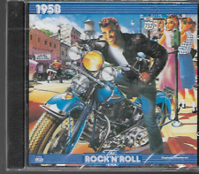 TIME LIFE THE ROCK 'N' ROLL ERA 1958 CD (TIMELIFE) NEW/SEALED