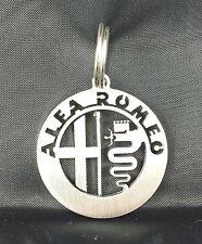 PORTACHIAVI ALFA ROMEO KEYCHAIN LLAVEROS RING KEY porte-clés schlüsselring
