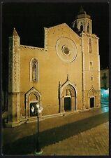 AA0644 Foggia - Provincia - Lucera - Il Duomo - Notturno