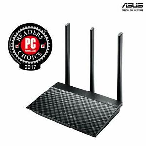 ASUS - RT-AC53 AC750 Dual Band WiFi Router high Power Design, VPN Server