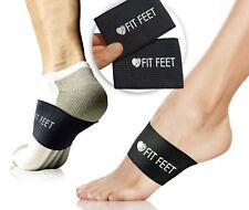 2 Plantar Fasciitis Sleeves, Relieves Foot Pain, Flat Feet & Cramps.