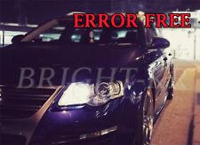 VW Passat B6 B7 3 C Xenon Blanco LED Bombillas De Luz Led Luz Lateral-libre de errores