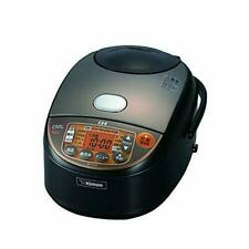Zojirushi extremely rice cooker 5.5 Go IH-type cook Brown NP-VJ10-TA