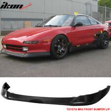 Fits 91-95 Toyota MR2 AW Aeroware Style Front Bumper Lip Urethane