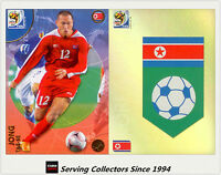 2010 Panini South Africa World Cup Soccer Cards Team Set Korea DPR (2)