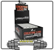 Olimp Creatine Monohydrate 1250mg Mega Caps Strength Booster 15 - 400 Caps