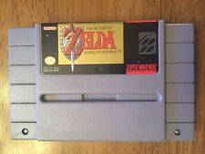 The Legend Of Zelda A Link To The Past Super Nintendo Used Game Only Snes