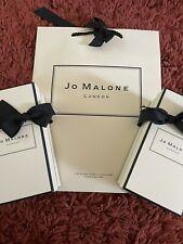 Jo Malone Hand Wash And Body Wash   Gift Box Brand New With Gift Bag Bundle