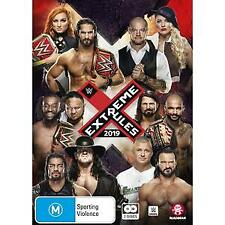 WWE: Extreme Rules 2019  - DVD - NEW Region 4 NEW SEALED