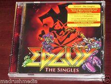 Edguy: The Singles CD 2009 Bonus Track Nuclear Blast Records USA NB 2143-2 NEW