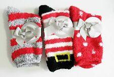 3 Charter Club Super Soft Socks Multi Sz 9-11 - NWT