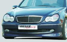 Rieger Spoilerlippe Lippe passend für Mercedes C-Klasse W203 Avantgarde 00025103