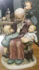 M.I. Hummel At Grandpa's Figurine Limited Edition