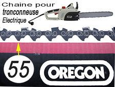 Chaine tronconneuse OREGON 55 T tronconneuse electrique 55 maillons