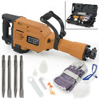 2800W Electric Demolition Jack Hammer Concrete Breaker Punch Construction HD New