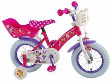 "12 Zoll 12"" Kinderfahrrad Fahrrad Mädchenfahrrad Disney Minnie Mouse Maus Bike N"