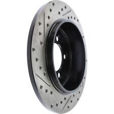 Disc Brake Rotor-4 Door Rear Left Stoptech 127.65090L