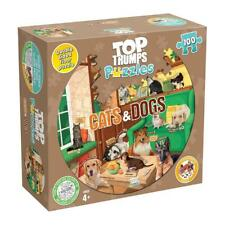 Top Trumps Cats & Dogs 100 Piece Double Sided Floor Jigsaw Puzzle