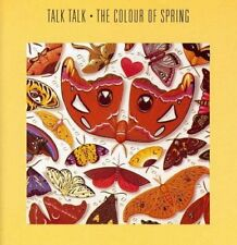 Talk Talk-The Colour of Spring - 180 gram Vinyle Lp & Audio DVD * New & Sealed *