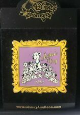 Disney  Mother's Day Perdita and Dalmatians LE 100 Jumbo Pin