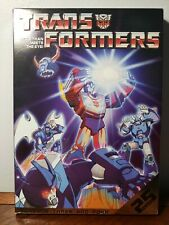 DVD The Transformers Complete Season Three & Four 25th Anniversary PRE-OWNED
