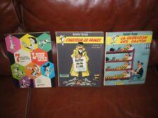LUCKY LUKE - LOT DE 3 TOMES EN EDITIONS ORIGINALES ANNEES 70
