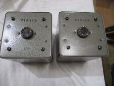 pair TANGO Single output transformer X-2.5SNF(NO.10495)40W for 300B px25 2A3