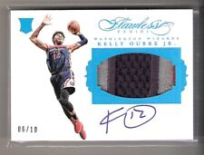 Kelly Oubre 15/16 Flawless Rookie RC Patch Auto #PA-KO SN #06/10