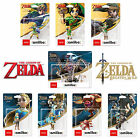 Nintendo Amiibos The legend of Zelda y The legend of Zelda Breath of the Wild