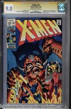 X-MEN #51 CGC 9.0 OWW STAN LEE SS 1ST APP OF ERIC THE RED CGC #1206485007