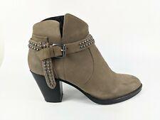 Mint Velvet Leather Ankle Boots Uk 5 Eu 38