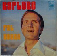 "Pat Boone ""Rapture"" [Supreme SS-2060] Vinyl LP Southern Gospel"
