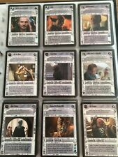 Superbe Collection de Cartes Star Wars